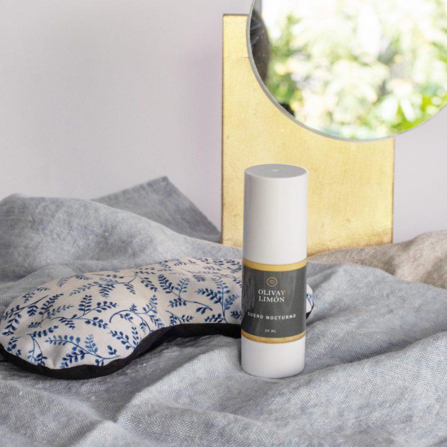 rutina nocturna para cuidar la piel